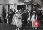 Image of Mary Pickford and Jack Pickford wedding United States USA, 1922, second 7 stock footage video 65675025859