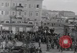 Image of Gabriele D'Annunzio leads force of volunteers Fiume Croatia, 1919, second 5 stock footage video 65675025861