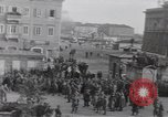 Image of Gabriele D'Annunzio leads force of volunteers Fiume Croatia, 1919, second 7 stock footage video 65675025861