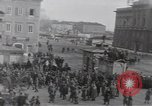 Image of Gabriele D'Annunzio leads force of volunteers Fiume Croatia, 1919, second 8 stock footage video 65675025861