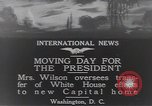 Image of moving day Washington DC USA, 1919, second 3 stock footage video 65675025863