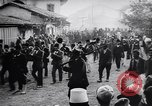 Image of arrival of prince Mirko Scutari Albania, 1913, second 4 stock footage video 65675025865