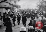 Image of arrival of prince Mirko Scutari Albania, 1913, second 5 stock footage video 65675025865