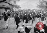 Image of arrival of prince Mirko Scutari Albania, 1913, second 7 stock footage video 65675025865