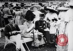 Image of horse race Derby in Austria Vienna Austria Freudenau, 1912, second 11 stock footage video 65675025869