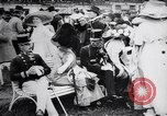 Image of horse race Derby in Austria Vienna Austria Freudenau, 1912, second 12 stock footage video 65675025869