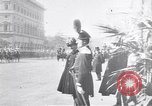 Image of King Peter I of Serbia Rome Italy, 1918, second 3 stock footage video 65675025871