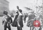 Image of King Peter I of Serbia Rome Italy, 1918, second 5 stock footage video 65675025871