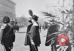 Image of King Peter I of Serbia Rome Italy, 1918, second 7 stock footage video 65675025871