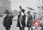 Image of King Peter I of Serbia Rome Italy, 1918, second 8 stock footage video 65675025871