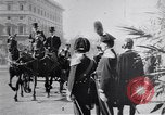 Image of King Peter I of Serbia Rome Italy, 1918, second 10 stock footage video 65675025871