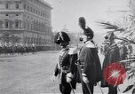 Image of King Peter I of Serbia Rome Italy, 1918, second 12 stock footage video 65675025871