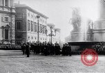 Image of King Peter I of Serbia Rome Italy, 1918, second 2 stock footage video 65675025872