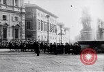 Image of King Peter I of Serbia Rome Italy, 1918, second 4 stock footage video 65675025872