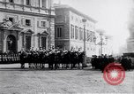 Image of King Peter I of Serbia Rome Italy, 1918, second 6 stock footage video 65675025872