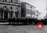 Image of King Peter I of Serbia Rome Italy, 1918, second 7 stock footage video 65675025872