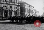 Image of King Peter I of Serbia Rome Italy, 1918, second 8 stock footage video 65675025872