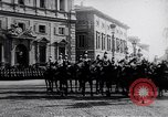 Image of King Peter I of Serbia Rome Italy, 1918, second 9 stock footage video 65675025872