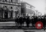 Image of King Peter I of Serbia Rome Italy, 1918, second 10 stock footage video 65675025872
