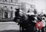 Image of King Peter I of Serbia Rome Italy, 1918, second 12 stock footage video 65675025872