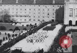 Image of dignitaries at parade Vienna Austria, 1916, second 7 stock footage video 65675025880