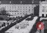Image of dignitaries at parade Vienna Austria, 1916, second 11 stock footage video 65675025880