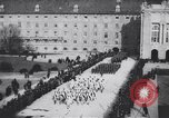 Image of dignitaries at parade Vienna Austria, 1916, second 12 stock footage video 65675025880