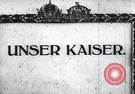 Image of Kaiser Karl Tyrol Austria, 1916, second 1 stock footage video 65675025881