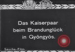 Image of Kaiser Karl I Gyongyos Heyes Hungary, 1916, second 1 stock footage video 65675025882