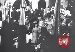 Image of Empress Zita of Austria Krakow Poland, 1916, second 7 stock footage video 65675025884