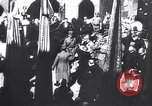Image of Empress Zita of Austria Krakow Poland, 1916, second 8 stock footage video 65675025884