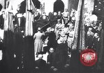 Image of Empress Zita of Austria Krakow Poland, 1916, second 9 stock footage video 65675025884