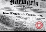 Image of Armistice Berlin Germany, 1918, second 3 stock footage video 65675025886