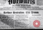 Image of Armistice Berlin Germany, 1918, second 5 stock footage video 65675025886