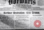 Image of Armistice Berlin Germany, 1918, second 6 stock footage video 65675025886