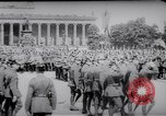 Image of President Friedrich Ebert. Berlin Germany, 1919, second 2 stock footage video 65675025888