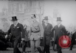 Image of President Friedrich Ebert. Berlin Germany, 1919, second 7 stock footage video 65675025888