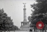 Image of monuments Berlin Germany, 1914, second 7 stock footage video 65675025893