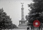 Image of monuments Berlin Germany, 1914, second 8 stock footage video 65675025893