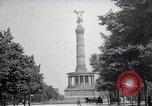 Image of monuments Berlin Germany, 1914, second 11 stock footage video 65675025893