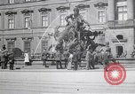 Image of fountain and statue Berlin Germany, 1914, second 7 stock footage video 65675025895