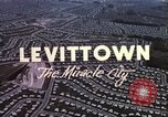 Image of city of Levittown Bucks County Pennsylvania United States USA, 1959, second 9 stock footage video 65675025920