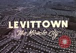 Image of city of Levittown Bucks County Pennsylvania United States USA, 1959, second 10 stock footage video 65675025920