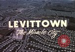 Image of city of Levittown Bucks County Pennsylvania United States USA, 1959, second 11 stock footage video 65675025920