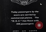Image of passenger flight United States USA, 1923, second 9 stock footage video 65675025928