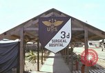 Image of 3rd surgical hospital Vietnam, 1967, second 2 stock footage video 65675025938