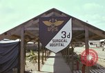 Image of 3rd surgical hospital Vietnam, 1967, second 3 stock footage video 65675025938