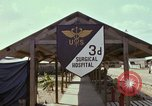 Image of 3rd surgical hospital Vietnam, 1967, second 5 stock footage video 65675025938