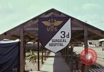 Image of 3rd surgical hospital Vietnam, 1967, second 7 stock footage video 65675025938