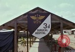 Image of 3rd surgical hospital Vietnam, 1967, second 8 stock footage video 65675025938
